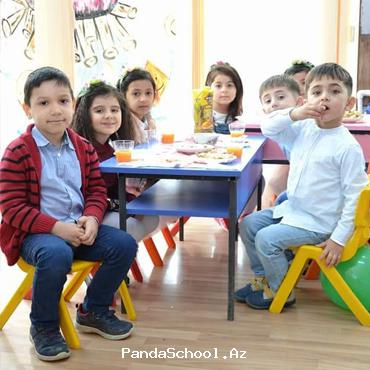 Panda School Masazır