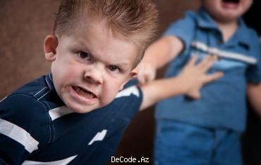 Uşaqlardakı aqressivliyin səbəbləri və onların aradan qaldırılması